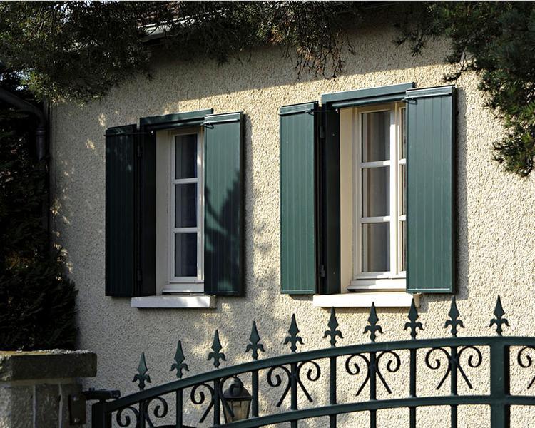 couleurs standards volets en aluminium vba luxembourg. Black Bedroom Furniture Sets. Home Design Ideas