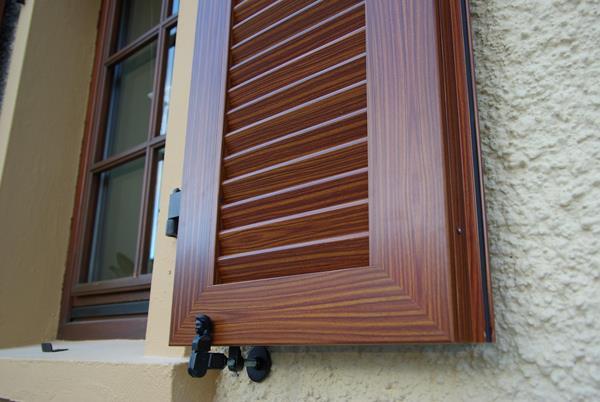 holzdekor fensterl den aluminium vba luxemburg. Black Bedroom Furniture Sets. Home Design Ideas